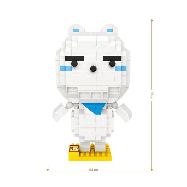 LOZ Polar Bear