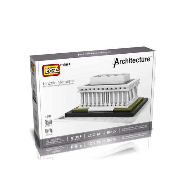 LOZ Lincoln Memorial