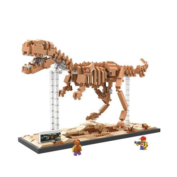 LOZ Dinosaur Tyrannosaurus Rex Skeleton