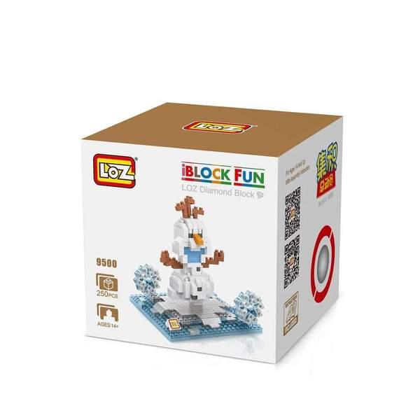 LOZ 9500 Frozen Olaf