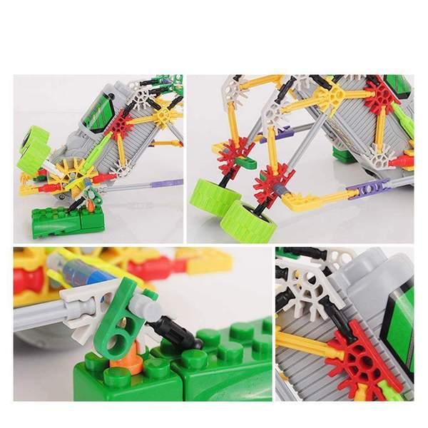 LOZ 3012 Robotic Frog