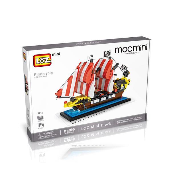 LOZ 1211 Black Seas Barracuda
