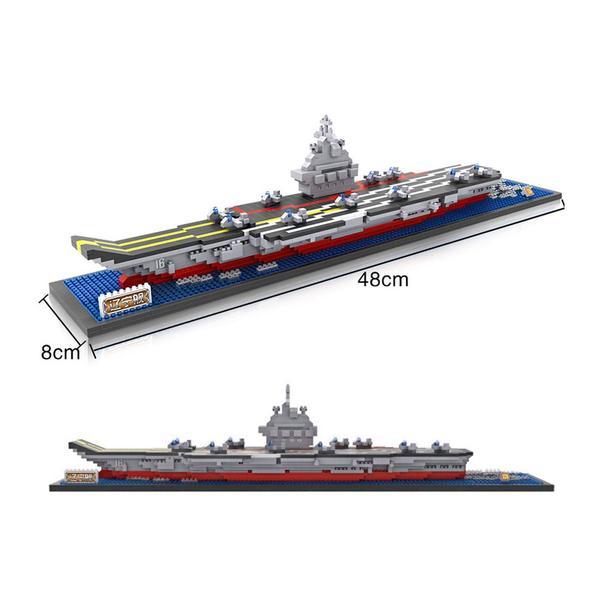 LOZ 9390 Ships Aircraft Carrier