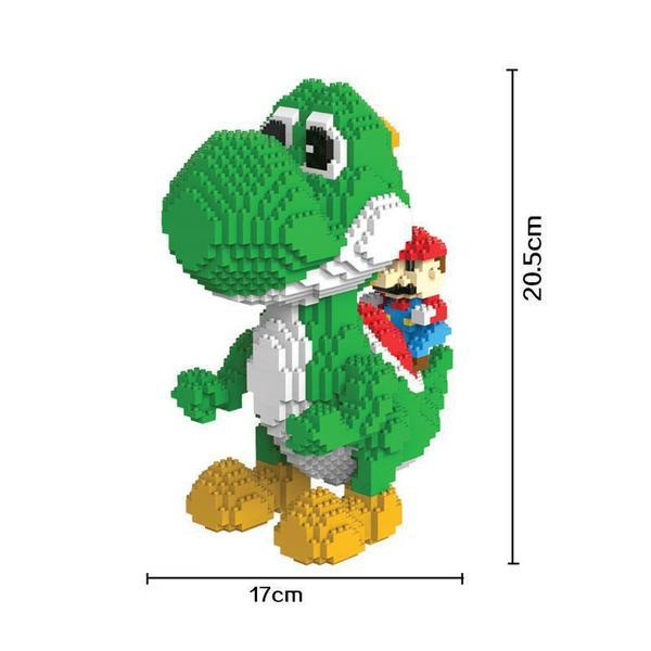 Magic Blocks Super Mario Yoshi