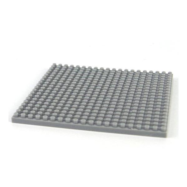 LOZ Baseplate Grey