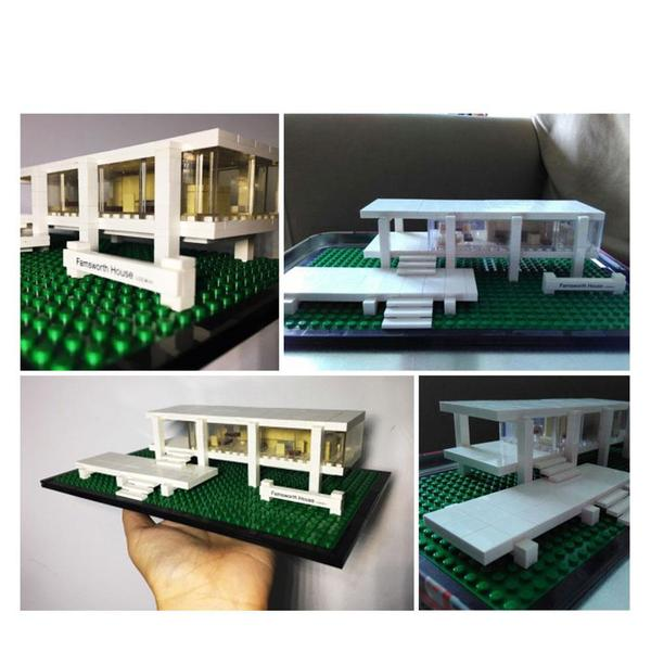 LOZ Farnsworth House