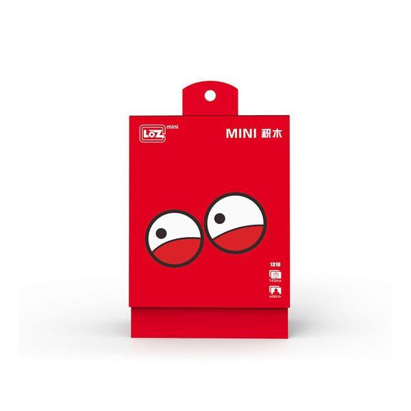 LOZ Red Worm