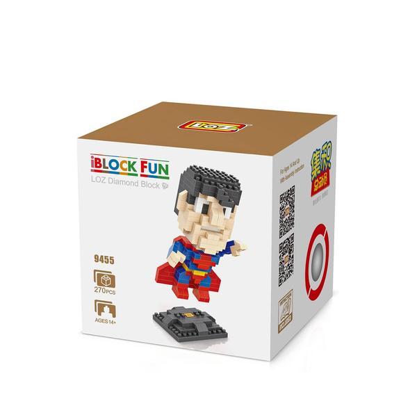 LOZ Superhero Superman