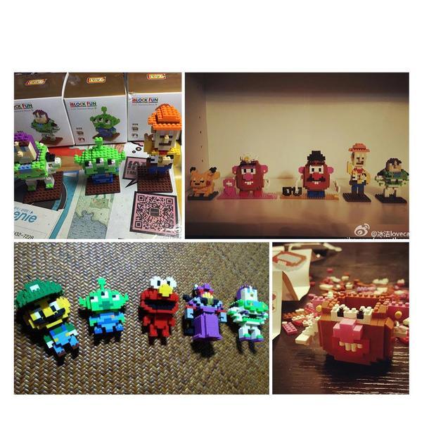 LOZ Toy Story Zurg