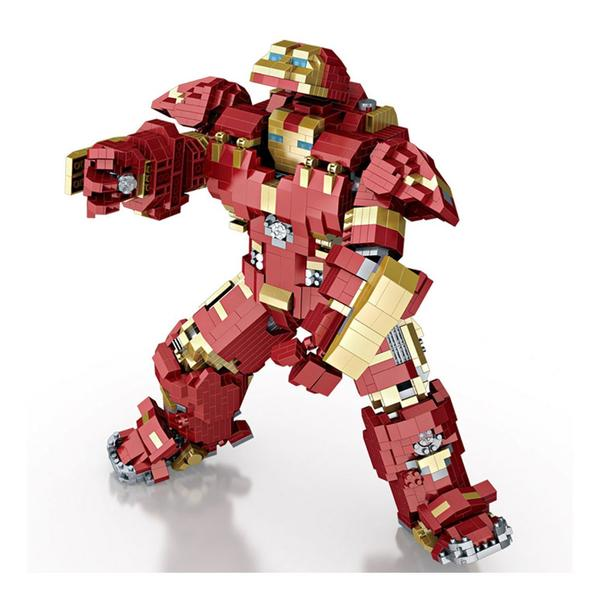 LOZ Giant Iron Man Superhero