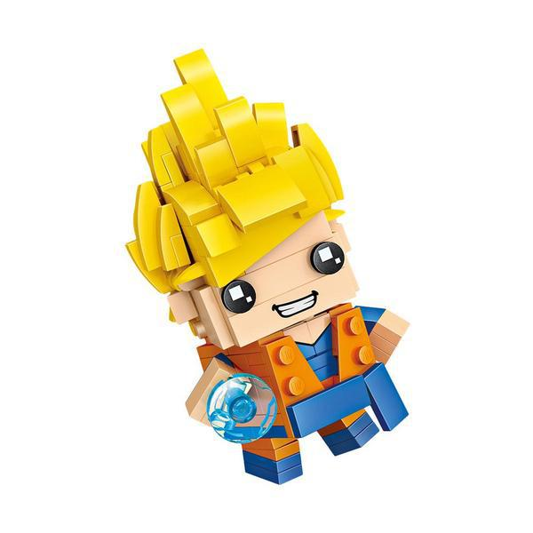 LOZ Brickheadz Dragon Ball Z Goku