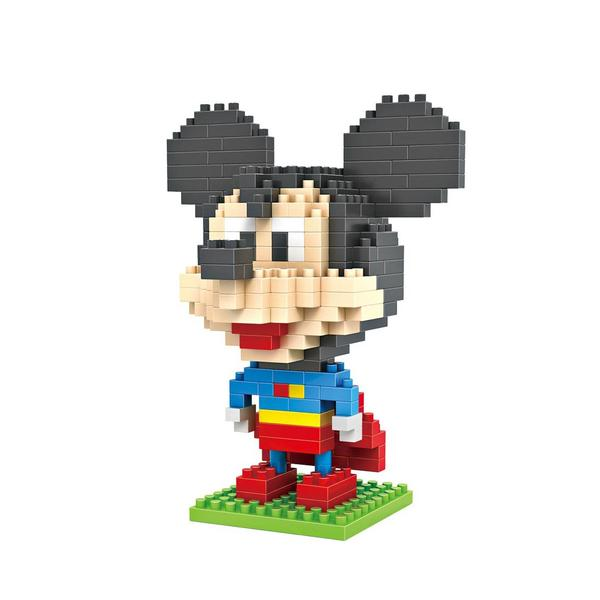 LOZ Mickey Mouse Superman