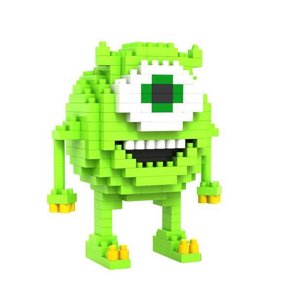 LOZ Monsters Inc Mike
