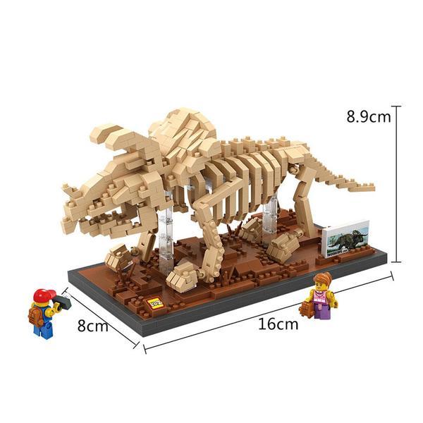 LOZ 9025 Dinosaur Triceratops