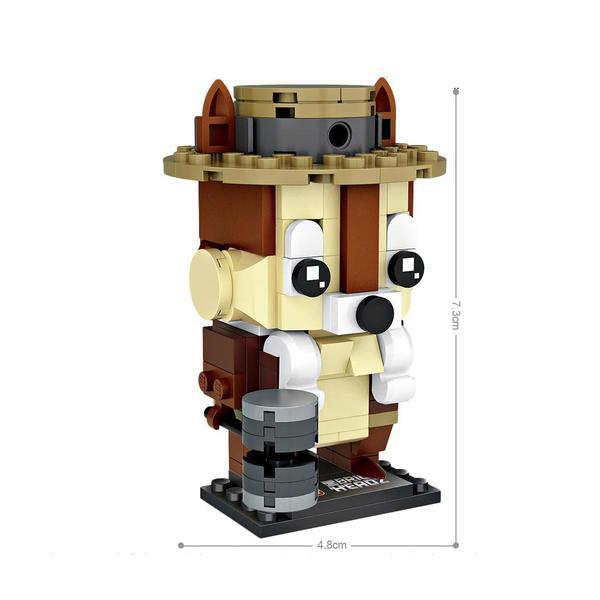 LOZ Brickheadz Disney Chip