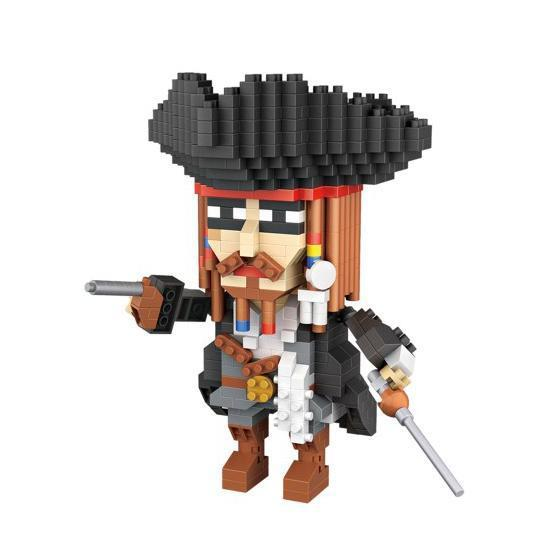 LOZ Captain Jack Sparrow