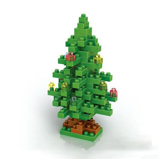 LOZ Christmas Tree