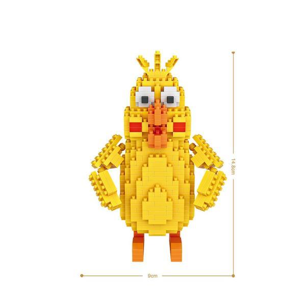 LOZ Yellow Bird Tim