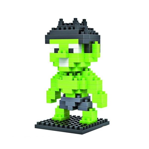 LOZ Classic Hulk
