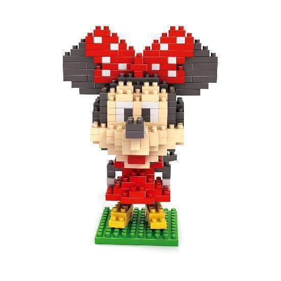 LOZ 9414 Mickey Mouse Minnie