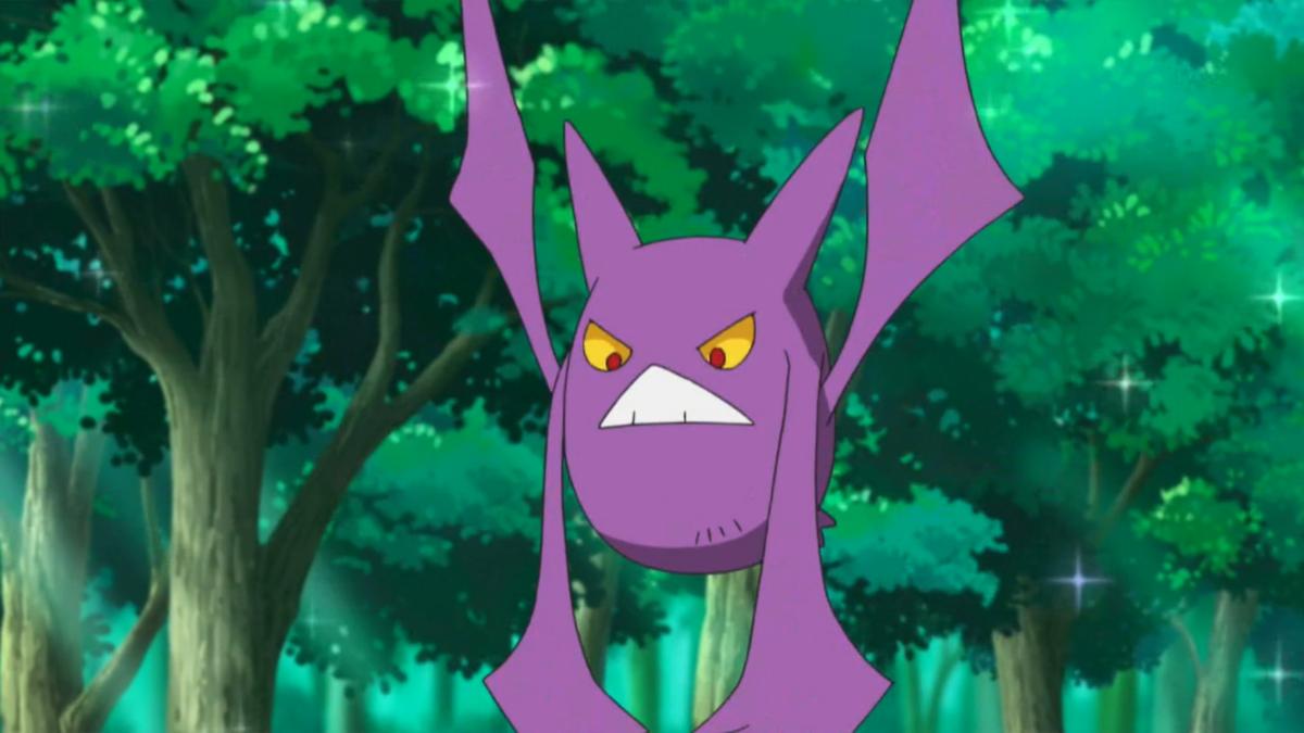 LNO 105 Pokémon Crobat