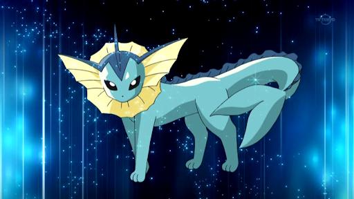 LNO 109 Pokémon Vaporeon