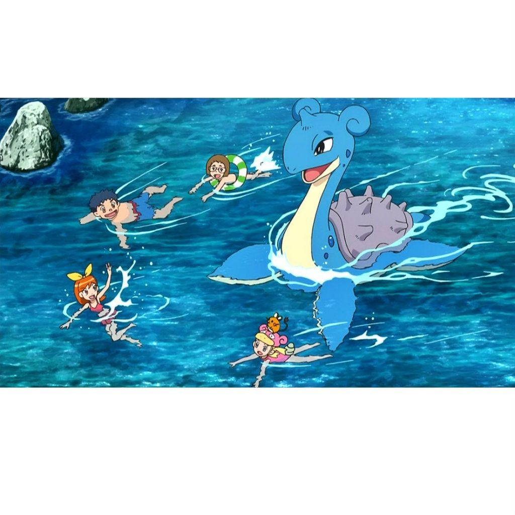 LNO 113 Pokémon Lapras