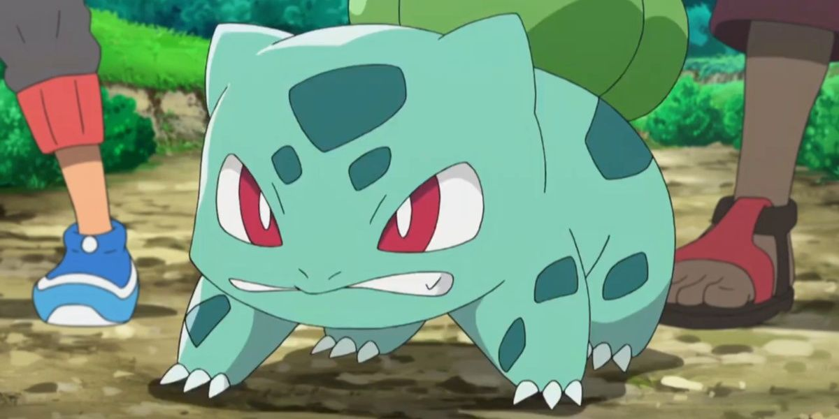 LNO 179 Pokémon Large Bulbasaur