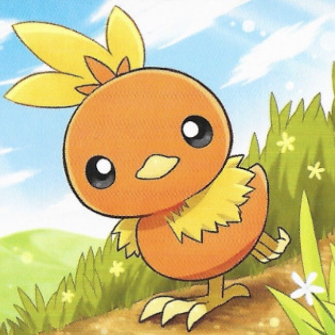 LNO 215 Pokémon Torchic