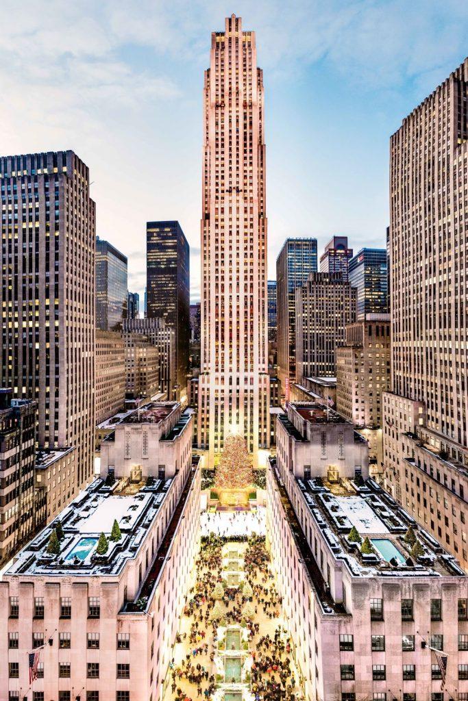 LOZ 1003 Rockefeller Center