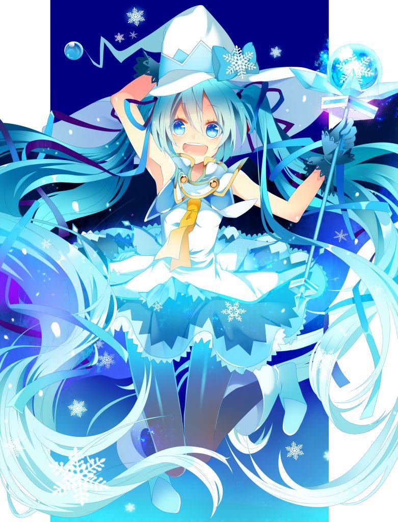 LOZ 1417 Hatsune Miku Wizard