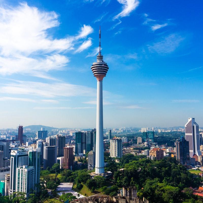 LOZ 9368 Kuala Lumpur Tower
