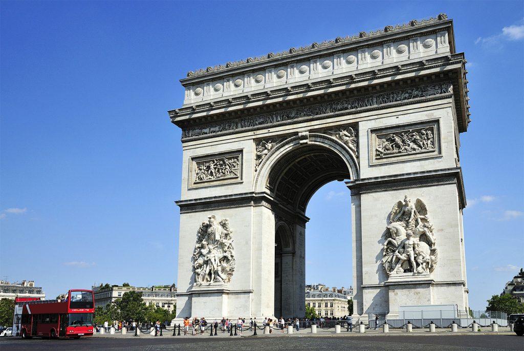 LOZ 9377 Triumphal Arch