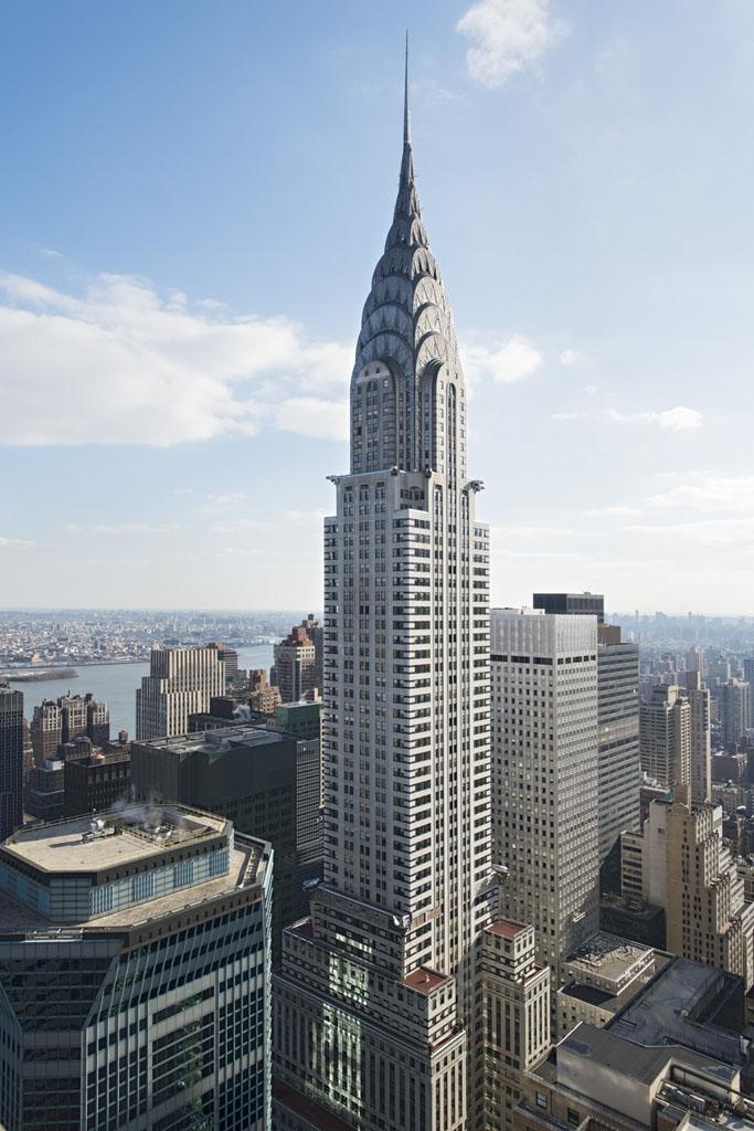 LOZ 9381 Chrysler Building