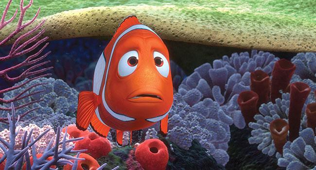 LOZ 9726 Finding Nemo Marlene