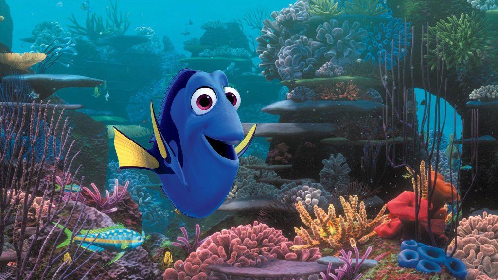 LOZ 9728 Finding Nemo Charlie