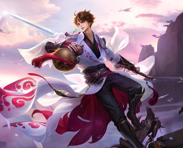 LOZ 9765 Glory of King Li Bai