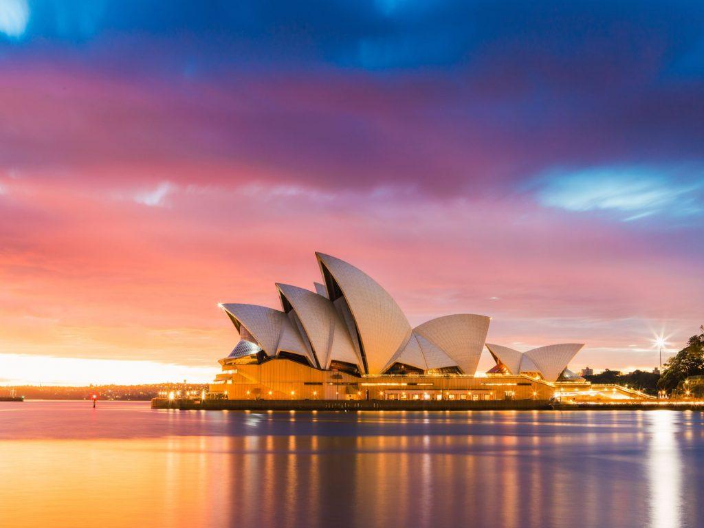 LOZ 1006 Sydney Opera House