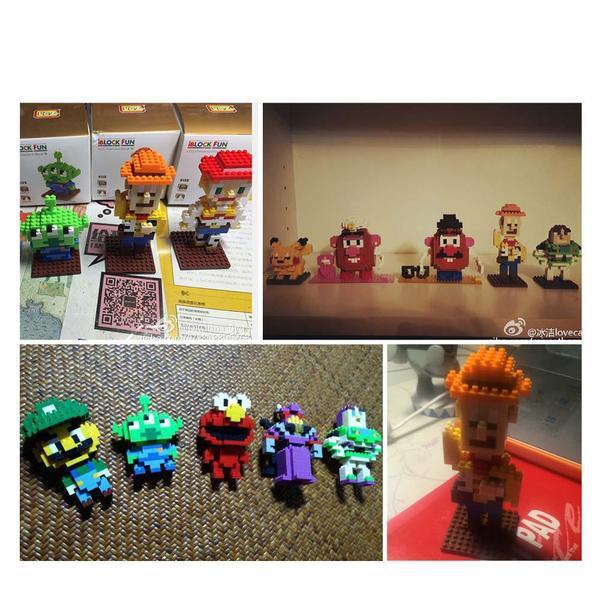 LOZ Toy Story Woody