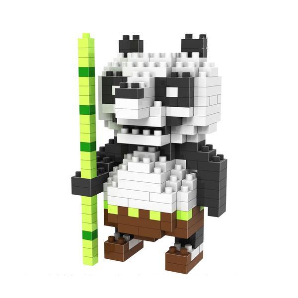 LOZ Kung Fu Panda Po Classic