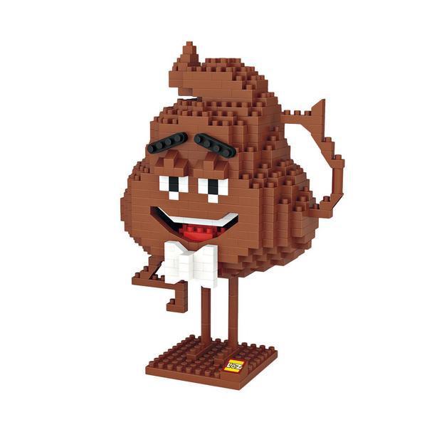 LOZ Poop Emoji