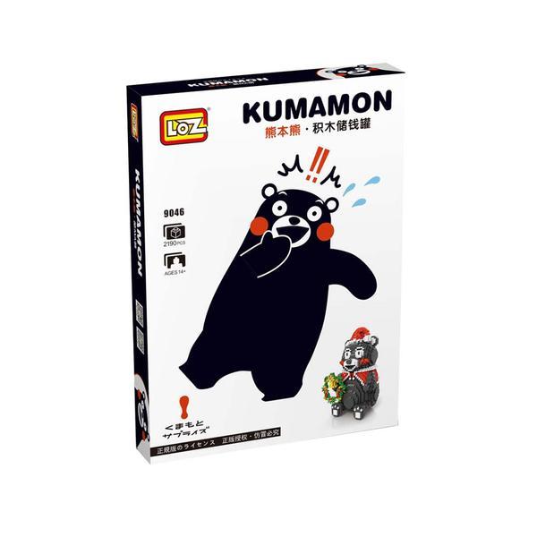 LOZ Kumamon Piggy Bank