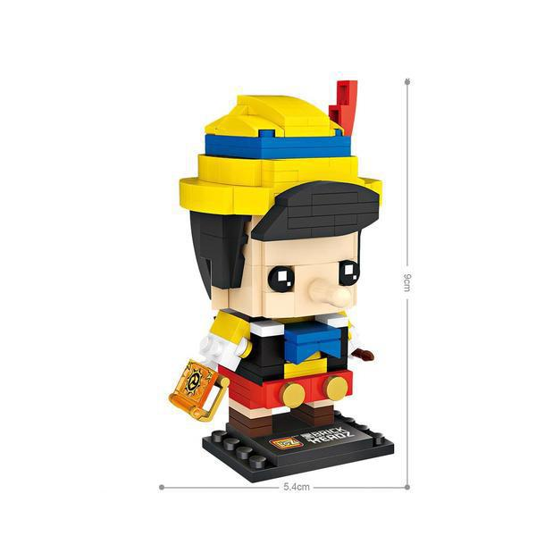 LOZ 1448 Disney Pinocchio