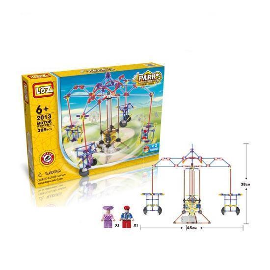 LOZ Motor Carousel