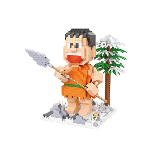 LOZ Doraemon Spear Orange