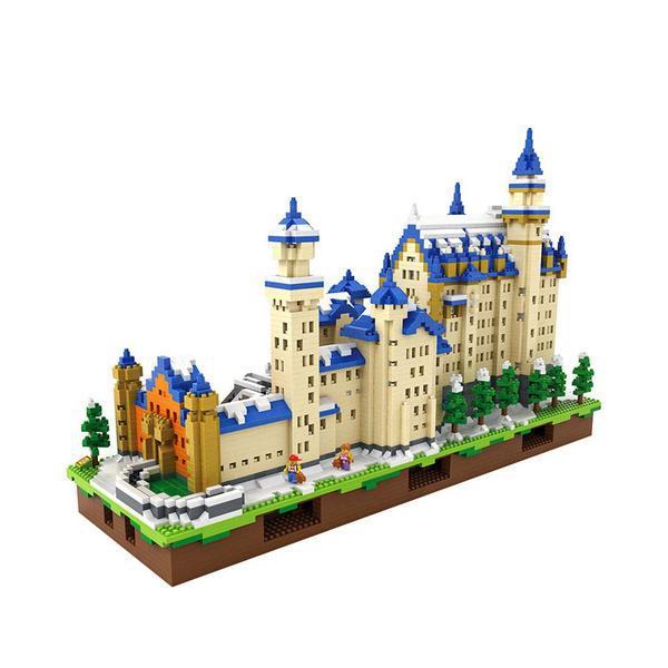 LOZ Schloss Neuschwanstein Castle