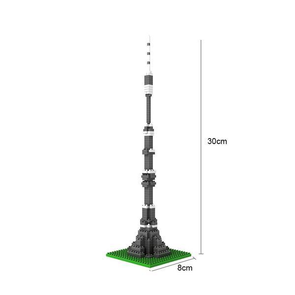 LOZ 9362 Ostankino Tower