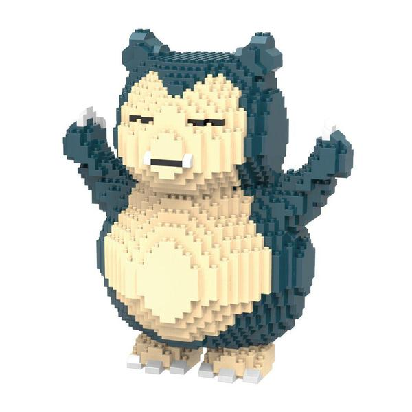 Magic Blocks Pokémon Snorlax