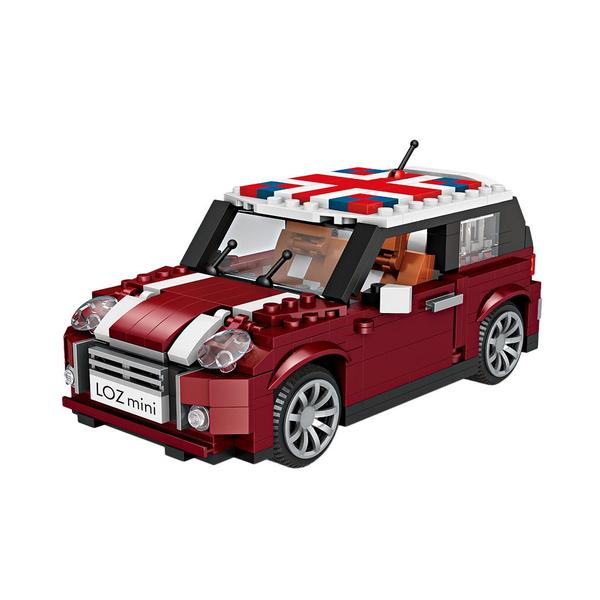 LOZ Cars British Mini Cooper