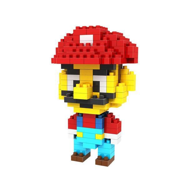 LOZ Super Mario - Mario